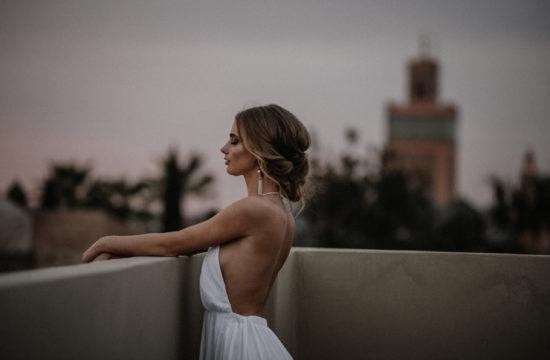 Bridal Fashion Scarabeo Camp Marrakech