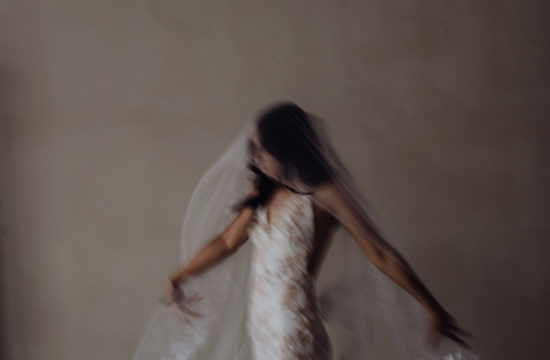 Blurry Bridal Art